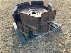 Chief Steel Pivot Wheels