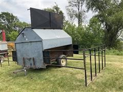 L-H Creep Feeder W/cages