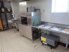 Hobart C44A Commercial Dishwasher