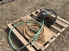 Flexaline 100 GPH Chemigation Pump