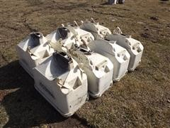 Kinze Row Unit Seed Boxes