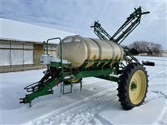 Kuker 60' Pull Type Sprayer