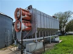 Farm Fans AB-500A Automatic Batch Grain Dryer