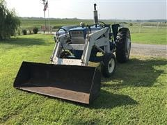 1975 Ford 5000 2WD Tractor W/Loader