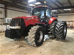 2012 Case IH Magnum 225 CVT MFWD Tractor