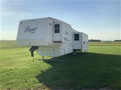 2001 Excel 35RLO T/A Travel Trailer