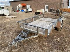 2010 Buck Dandy 5'x10' Utility Trailer