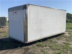 Supreme 18' Cargo Box Truck Body