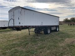 2004 Homemade 29' T/A End Dump Trailer
