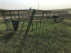 Automatic Equipment Steel Hay Feeder