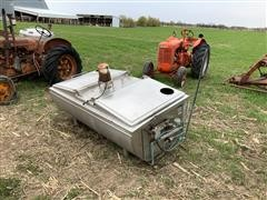 Solar Milk Minder 240 Gallon Bulk Tank
