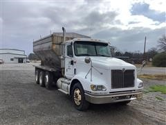 2007 International 9400 Tri/A Fertilizer Tender Truck