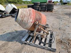 Worksaver Concrete Mixer
