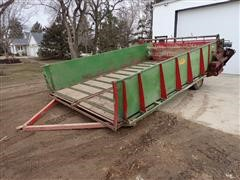 Balzer 1016LN Silage Accumulator Box