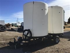 Wylie Double-Cone Trailer