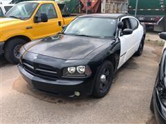 2006 Dodge Charger 4 Door Police Sedan