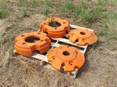 Allis-Chalmers Wheels Weights