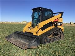 2014 Caterpillar 287D Compact Track Loader