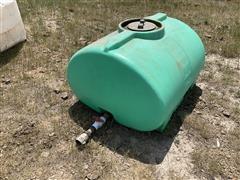 160 Gallon Portable Water Tank