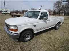 1995 Ford F150XLT 2WD Pickup