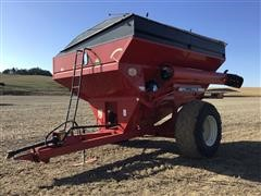 Unverferth Brent 774 Grain Cart