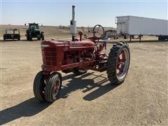 1941 International Farmall H 2WD Tractor