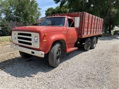 1974 Dodge 600 T/A Dump Box Grain Truck