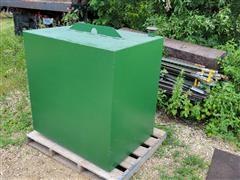 Homemade Fuel Tank