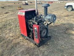 Case IH 4391T Power Unit (INOPERABLE)