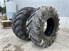 Michelin 620/75R30 Mega X Bib Tires