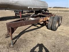 Tractor Dolly For Semi-Trailer