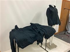 Zip Up Hooded Sweatshirt