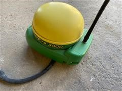 John Deere StarFire 3000 Receiver W/450 RTK Radio