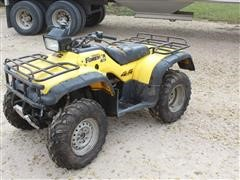 2004 Honda Foreman 4x4 ATV (INOPERABLE)