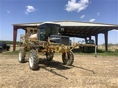 Ag-Chem RoGator 544 4WD Self-Propelled Sprayer