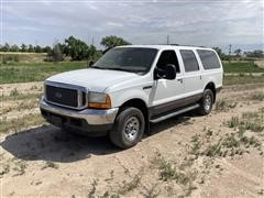 2001 Ford Excursion XLT 4WD SUV