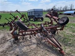 Allis-Chalmers 1200 17' Field Cultivator W/Harrow