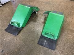 John Deere Steel Front Fenders