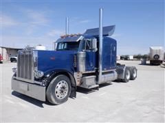 2001 Peterbilt 379 EXHD T/A Truck Tractor