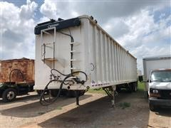 2016 Cts OTV45 T/A Garbage Trailer