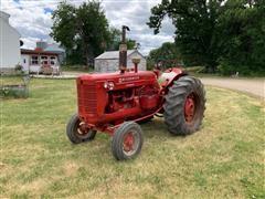 1953 McCormick-Deering Super W6 2WD Tractor