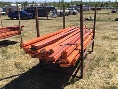 Pallet Rack Structure