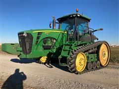 2009 John Deere 8345RT Track Tractor