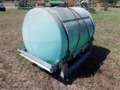 500-Gal Poly Tank