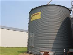 MFS 5000 Bu. Grain Bin