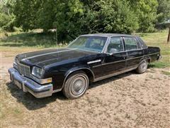 1977 Buick Electra Limited Sedan