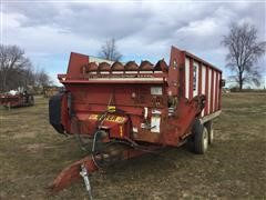 Meyer 3516 Forage Wagon