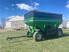 Brent 657 Gravity Box Wagon