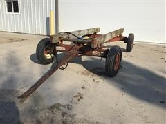 Lundell 1250 Running Gear W/Hoist