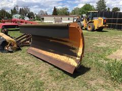 Viking R 1042 Snow Plow For Wheel Loader